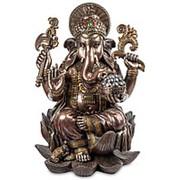 "Скульптура ""Ганеш - Бог мудрости и благополучия"" 42х63х42см. арт.WS-605 Veronese фото"