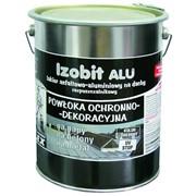 IZOBIT ALU - битумно-аллюминиевая эмульсия (ведро - 1кг) фото