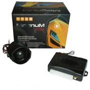Автосигнализация Magnum-810-GSM с сиреной фото