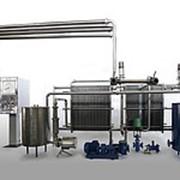 Пастеризационно-охладительная установка А1-ОКЛ-10 фото