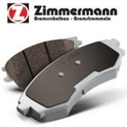 Тормозные колодки Otto Zimmermann для автомобилей MERCEDES. фото