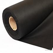 Спанбонд чёрный 150 г/м2, 1,6 x 150 м фото