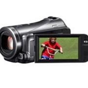 Видеокамера HDV Flash Canon Legria HF M406 фото