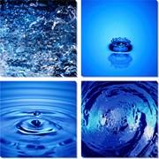 Модульная картина Вода, Неизвестен фото
