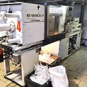 Термопласт автоматы DEMAG KD 100 NC 3 P фото