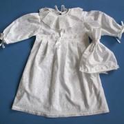 Одежда и аксессуары детские для крещения фото