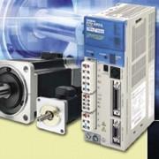 Сервосистема, сравнимая по простоте с шаговыми двигателями OMRON SmartStep (Приборы сервоуправления для автоматизации) фото