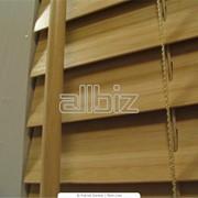 Жалюзи бамбуковые в Алматы фото
