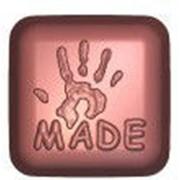 Пластиковая форма Hand made для изготовления мыла фото