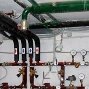 Монтаж инженерного оборудования зданий и сооружений фото