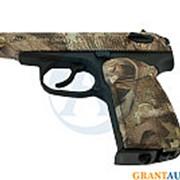 Пистолет пневматический МР-654К-23 ПМ камуфляж фото