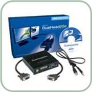 Видеокарта Matrox DualHead2Go Digital Edition фото