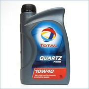 Масло моторное TOTAL QUARTZ 7000 10W40 1л. (полусинтетика) фото
