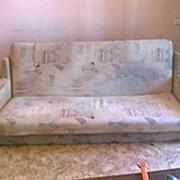 Перетяжка мягкой мебели. фото