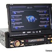 Автомагнитола 1 DIN GPS ТV/DVD Cyber BZ888 фото