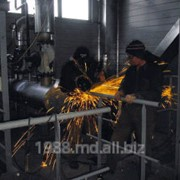 Монтаж внутренних инженерных систем, приборов и средств измерения фото
