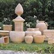 Изделия из терракотовой керамики фото