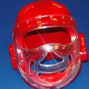 Шлем для рукопашного боя фото