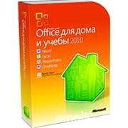 Microsoft Office для дома и учебы 2010 фото