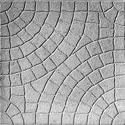 Тротуарная плитка Паутинка фото