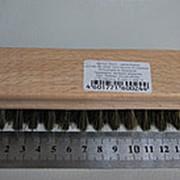 Рускисть - Щетка обувная (дерево/волос) фото