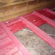 Консервация, антисептирование древесины фото