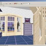 Дизайн-проект рабочего кабинета фото