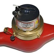 Счетчик горячей воды (сухоход) M-T для систем отопления (до 150 °С). фото
