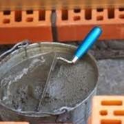 Раствор цементный М75 фото