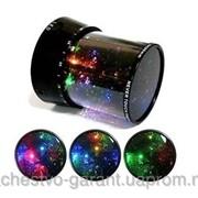 Ночник, светильник проектор Звездное небо Star Master фото