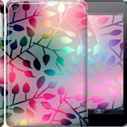 Чехол на iPad mini 3 Листья 2235c-54 фото
