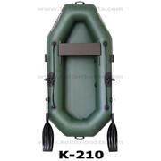 Надувная гребная лодка KOLIBRI К-210 фото