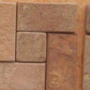 """Песчаник """"Плитка"""" модульная окатанная (различные природные оттенки) фото"""