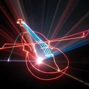 Лазерное световое шоу - организация и проведение фото