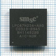 Микросхемы SMSC LPC47N254-AAQ фото