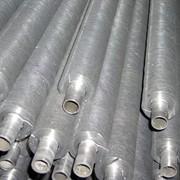 Труба оребренная диаметром 25мм с коэффициентом оребрения 9; 14,6; 20. фото