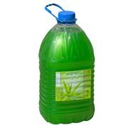 Жидкое мыло Роса 5л фото