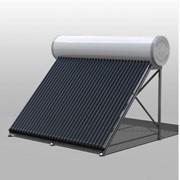 Солнечный водонагреватель CP-II-12, 100л фото