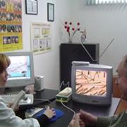 Компьютерная диагностика состояния волос фото