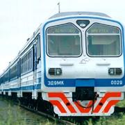 Электропоезд ЭД9МК фото
