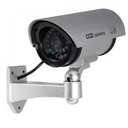 Муляж камеры видеонаблюдения Dummy IR Camera фото