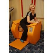 Антицеллюлитный массаж, роликовый массажер фото