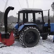 Дробилка тракторная фото