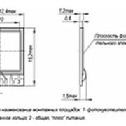 Кремниевый фотодиод ФД 337 (гр. 1, гр. 2) фото