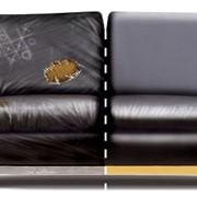 Перетяжка мягкой мебели на заказ фото