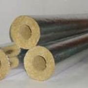Цилиндр базальтовый фольгированный 64/40 мм фото