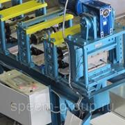 Автоматический комплекс для производства двухполочного сайдинга фото