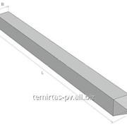 Сваи забивные железобетонные цельные, квадратного сплошного сечения 350х350 мм. марка С 90.35 – 12 фото