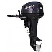 Лодочный мотор SEA-PRO T18S фото
