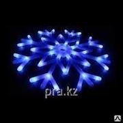 Гирлянда LED Снежинка S-014 фото